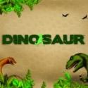 Dinoszaurusz tárolók és játszózőnyegek