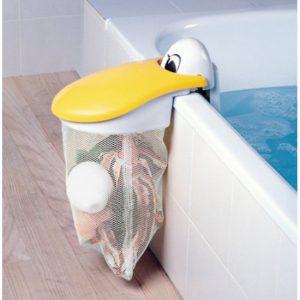 fürdőszobai tároló pelikán