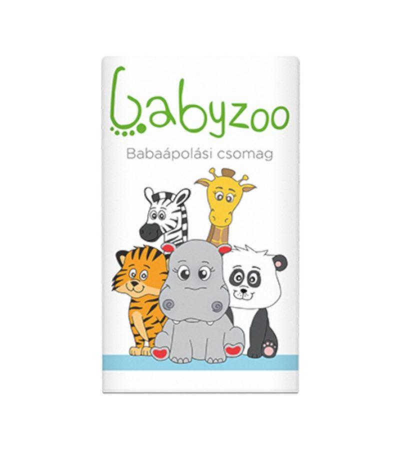 BabyZoo Babaápolási csomag, 5 darab