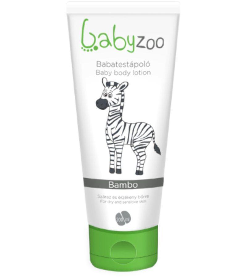 BabyZoo Testápoló, 200 ml
