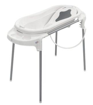 TOPXtra babafürdető szett, 4 darabos, porcelán fehér