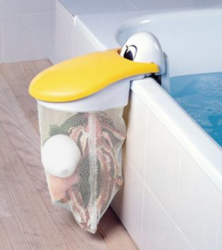 KidsKit Fürdőszobai tároló, pelikán