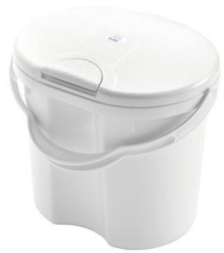 Rotho Babydesign TOP Pelenka tároló vödör, porcelánfehér