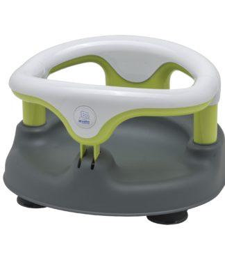 Rotho Babydesign Biztonsági ülés fürdőkádba, szürke-zöld-fehér