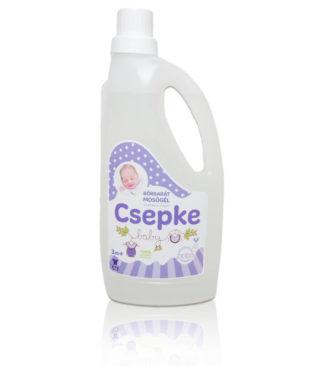 CSEPKE Baby hipoallergén mosógél, levendulaolajjal