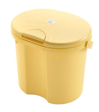 Rotho Babydesign TOP Pelenka tároló vödör, mézes vanília