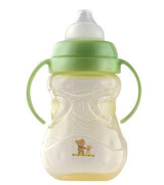 Rotho Babydesign Duplafülű tanuló itató, vanília, 300 ml