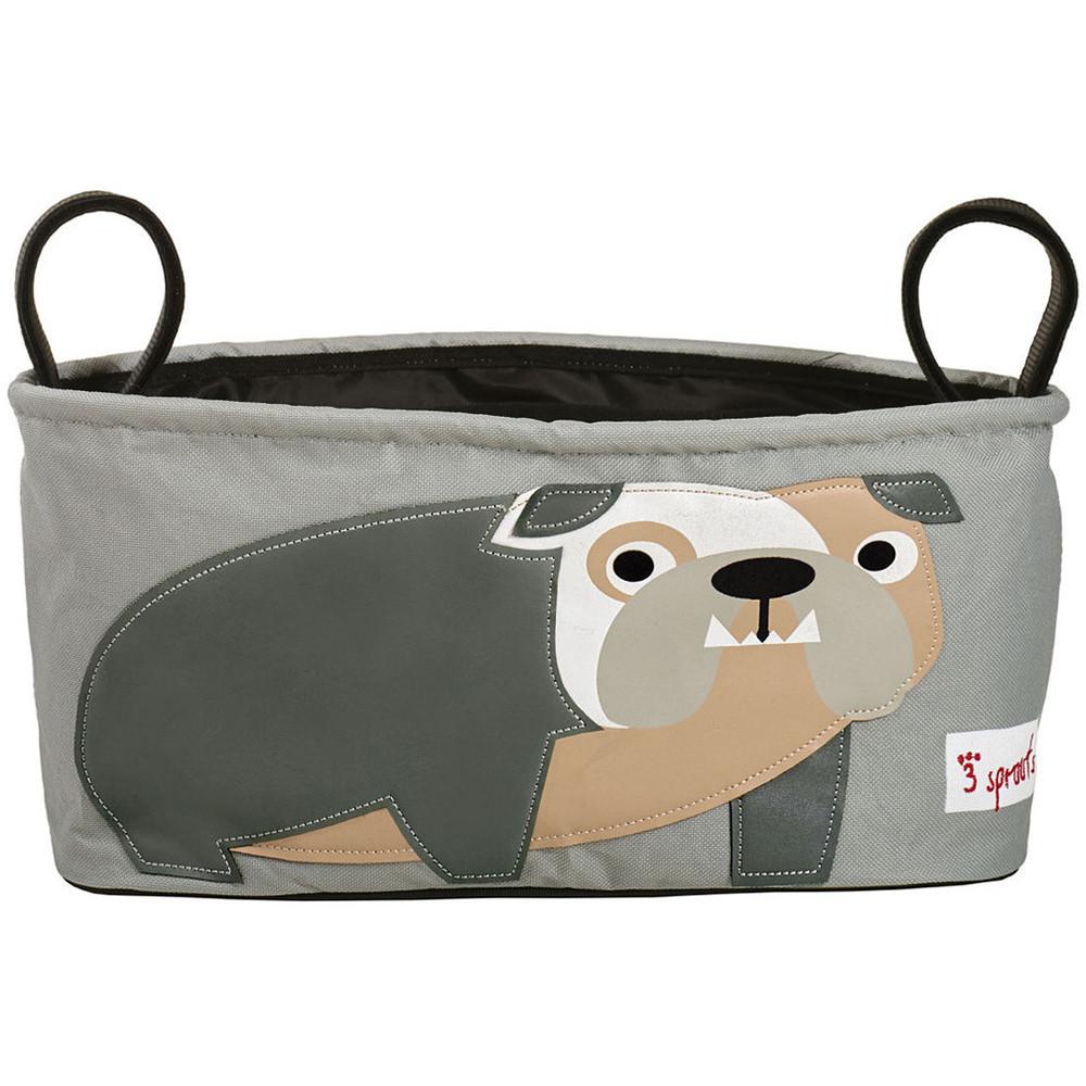 babakocsi tároló, bulldog