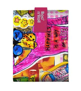 Szendvics csomagoló, Pink Zsiráf