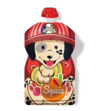 SQUIZ Tűzoltó Kutya, ételtasak, 1 darab