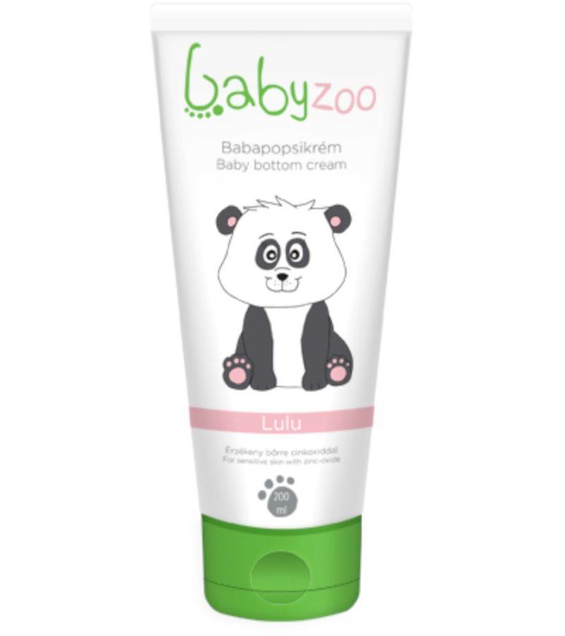 BabyZoo Babapopsi krém, 200 ml