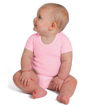 JBIMBI egyméretes body – 4 évszakos pamut, rózsaszín