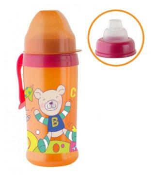 Rotho Babydesign Kulacs szilikon itatófejjel, 360 ml, akvamarin/almazöld