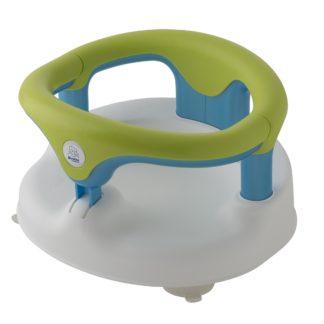 Rotho Babydesign Biztonsági ülés fürdőkádba, fehér-kék-zöld