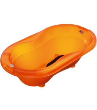 Rotho Babydesign Fürdető kád, TOP, áttetsző narancs