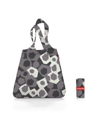 Reisenthel bevásárló szatyor, vadmacska fekete (mini maxi shopper)