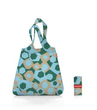 Reisenthel bevásárló szatyor, vadmacska zöld (mini maxi shopper)