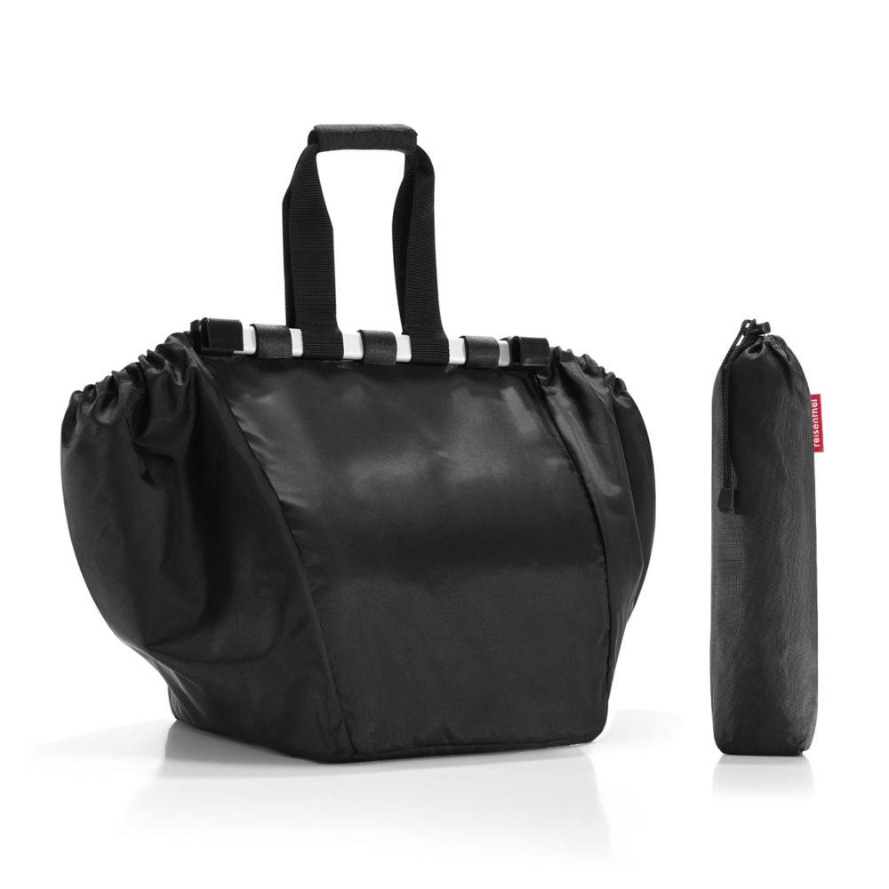 Reisenthel bevásárlótáska, fekete (easyshoppingbag)
