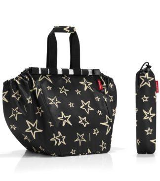 Reisenthel bevásárlótáska, csillagok (easyshoppingbag)