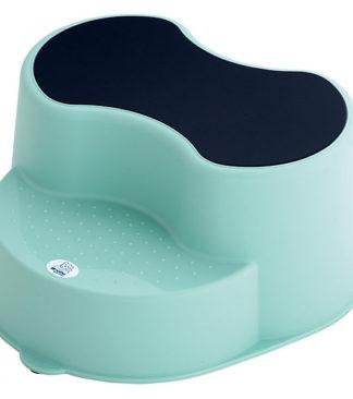 Rotho Babydesign TOP lépcsős fellépő, svéd zöld