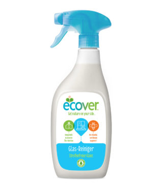 ECOVER öko üvegtisztító szórófejes, 0,5l