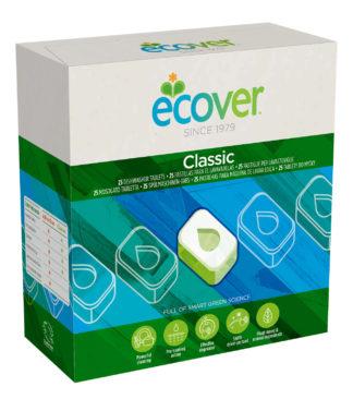 ECOVER öko mosogatógép tabletta 25db, 0,5kg