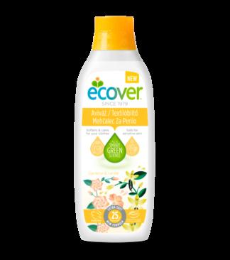 ECOVER öko textilöblítő Gardénia-Vanília illat, 750 ml