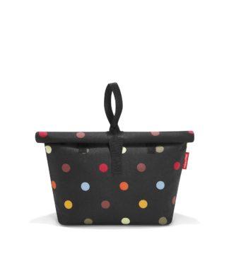 Reisenthel Fresh Lunchbag ISO, M, pöttyös