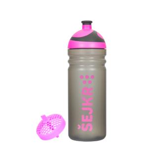 Hygi shaker, rózsaszín, 7 dl