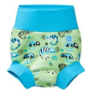 Happy Nappy mosható úszópelenka, gekkó