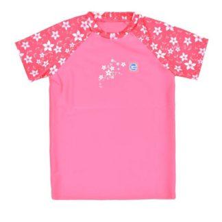Happy Nappy úszópóló UPF50+ pink virág