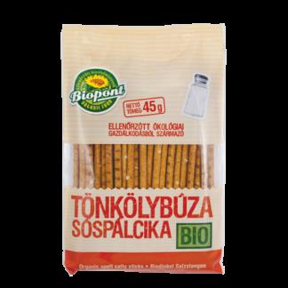 BIOPONT Tönkölybúza Sóspálcika, BIO, 45g