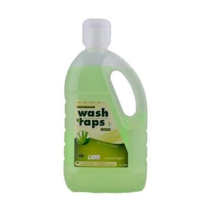 Wash Taps folyékony mosógél, aloe-vera és teafaolaj, 4,5 liter