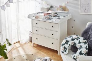 Rotho Babydesign Mini szoptatós párna, 180 x 33 cm, északi szél