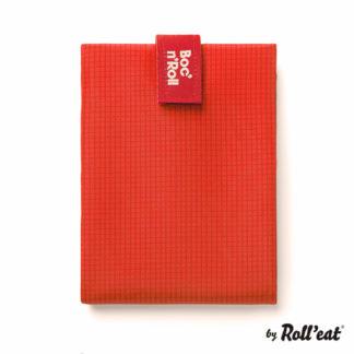 Boc'n'Roll ACTIVE Piros szendvicscsomagoló