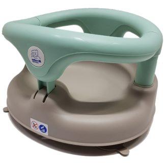 Rotho Babydesign Biztonsági ülés fürdőkádba, szürke-svéd zöld