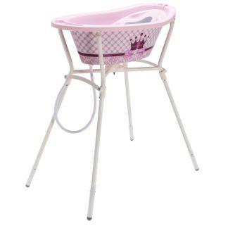 Rotho Babydesign StyLe! fürdető szett, 5 darabos, Kis Hercegnő