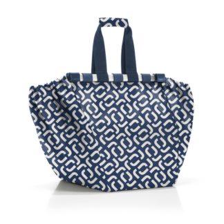 Reisenthel easybag bevásárlótáska signature blue